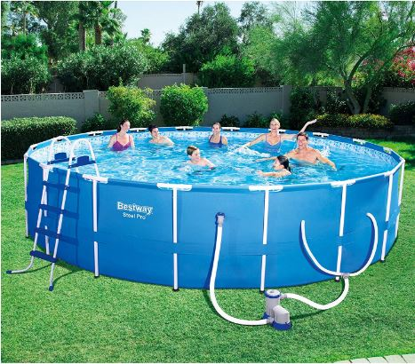 Bestway Steel Pro Above Ground Pool