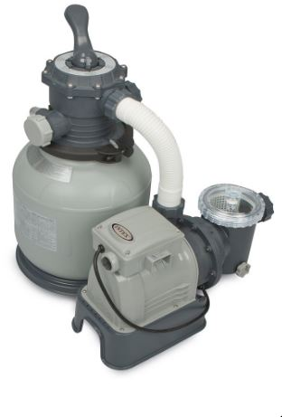 Clear Sand filter pump