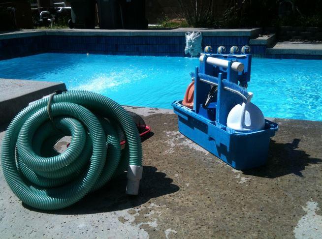 Pool equipments