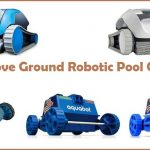 Best Above Ground Robotic Pool Cleaner (2021): Reviews & Buying Guide