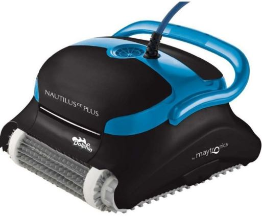 Dolphin Nautilus CC Plus cleaner