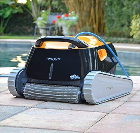 Dolphin Triton PS Robotic Pool Cleaner