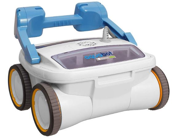 AQUABOT ABREEZ4WD pool cleaner