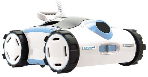 AQUABOT BREEZE SE HYPER-SPEED POOL CLEANER