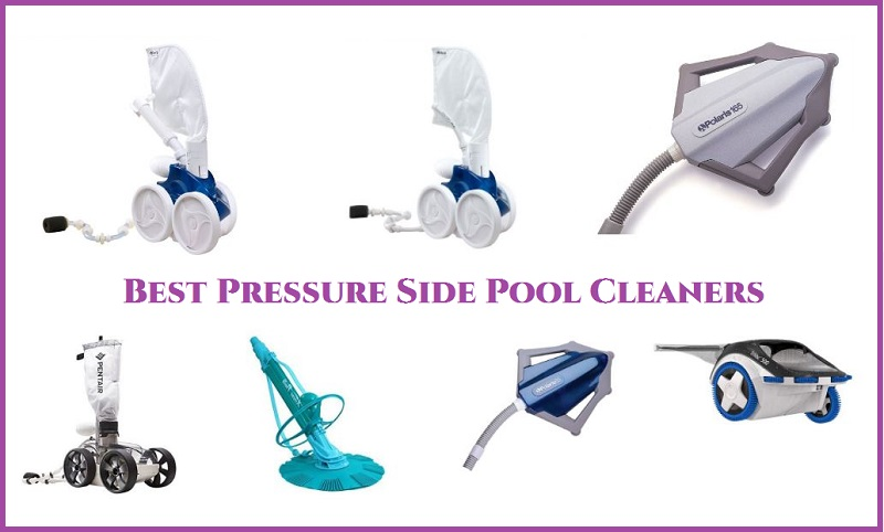 Pressure Side Pool Cleaners