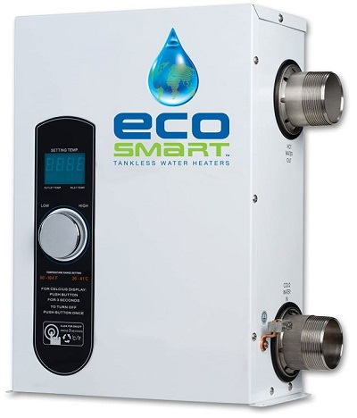 Ecosmart 27 Electric Tankless Pool Heater