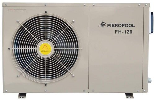 FibroPool FH120 Above Ground Swimming Pool Heat Pump