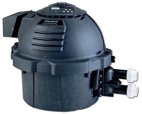 Sta-Rite SR333LP Max-E-Therm Propane Gas Pool and Spa Heater
