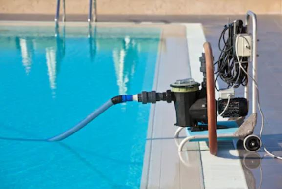 cheap pool heater