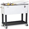 BLACK+DECKER Mobile Cooler Cart