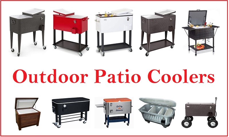 Best Outdoor Patio Coolers