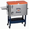 Tommy Bahama Stainless Steel Rolling Party Cooler