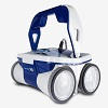 Aquabot X4 In-Ground Robotic Pool Cleaner with Swivel & Caddy