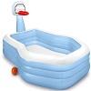 Intex Shootin Hoops Swim Center Family Pool