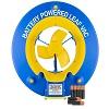 POOL BLASTER Water Tech Leaf Vac, Cordless Battery Powered Swimming Pool Leaf Skimmer