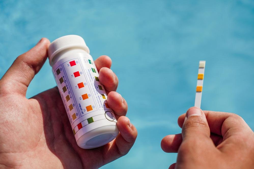 best pool testing strips