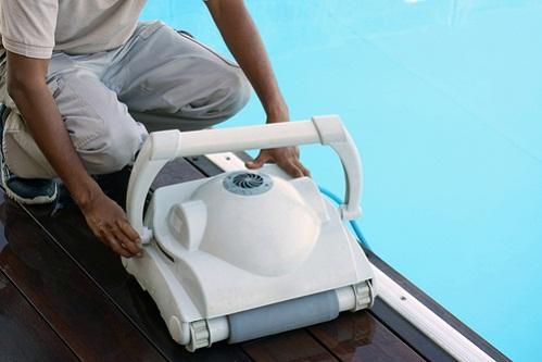 hands free pool vacuum